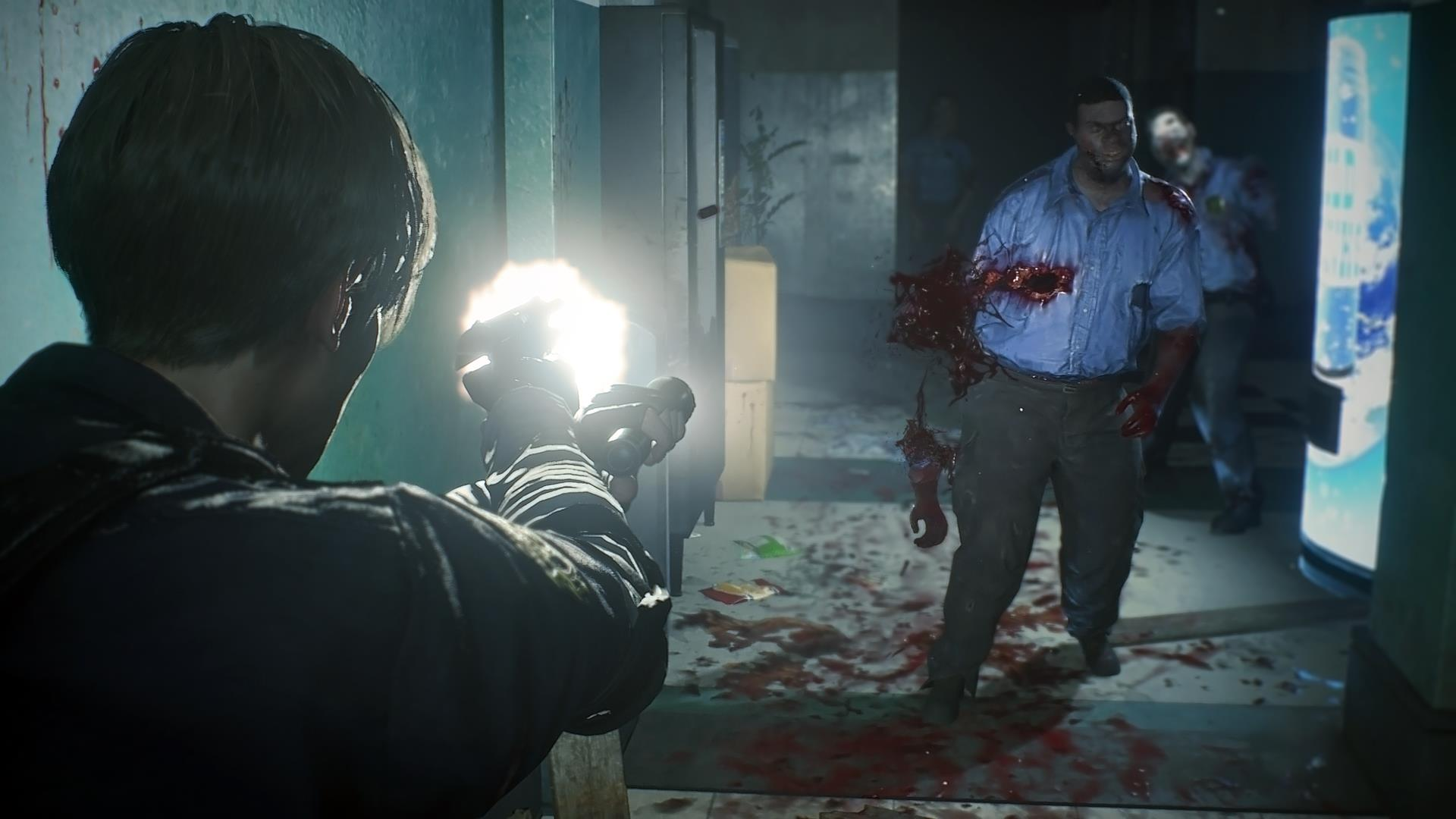 Resident Evil 2 Producers Talk Remake And Fan Concerns