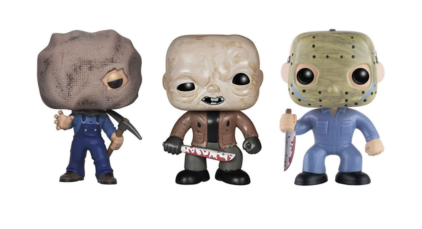 Funko POP Friday the 13th Jason Voorhhes