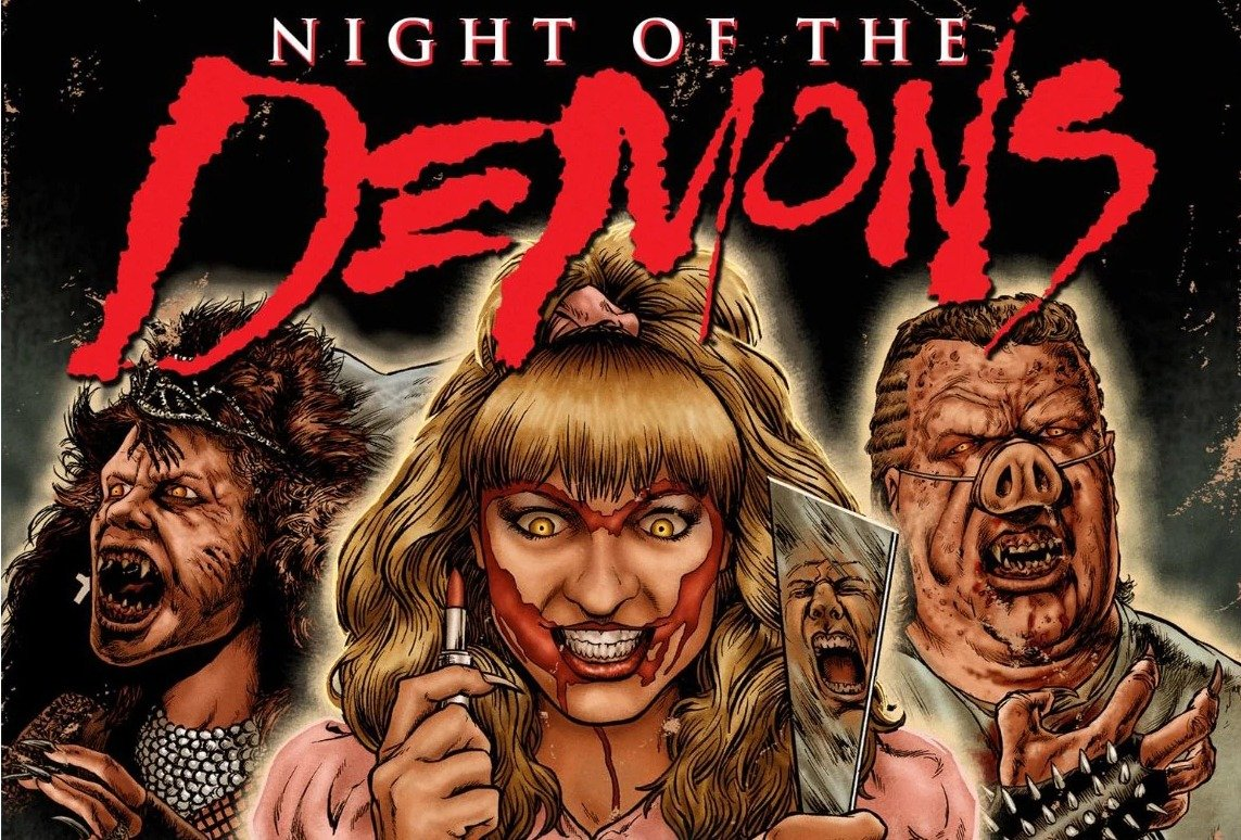 Amelia Kinkade Night Of The Demons night of the demons': the party's still going after 30 years