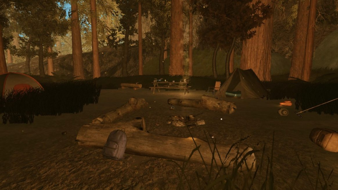 Oakwood' is a Thrilling Dinosaur Horror Game (Review