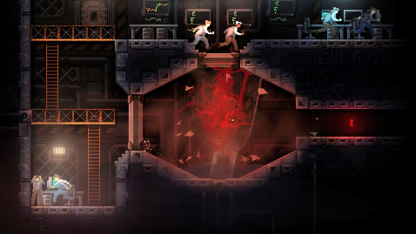 Reverse Horror Game Carrion Makes You The Monster Horrorgeeklife