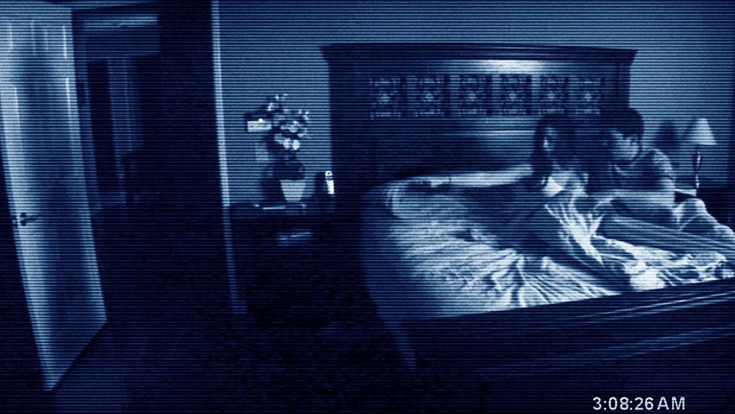 Paranormal Activity 7' in Development from Paramount and Blumhouse