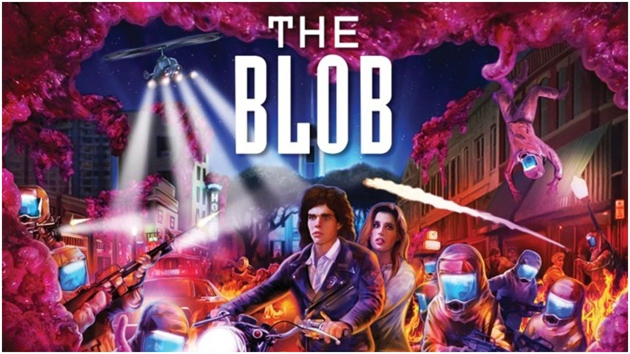 The Blob' (1988) is One of the Best Horror Remakes Ever | HorrorGeekLife