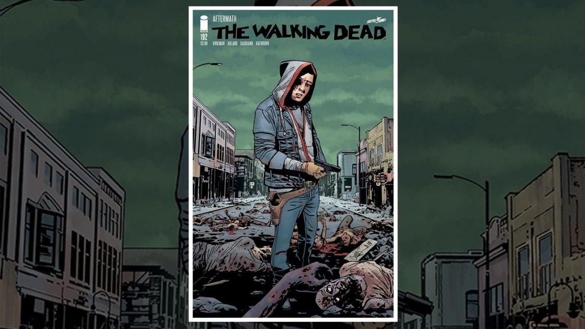 Comic Review: The Walking Dead #192: Aftermath | Horror Geek