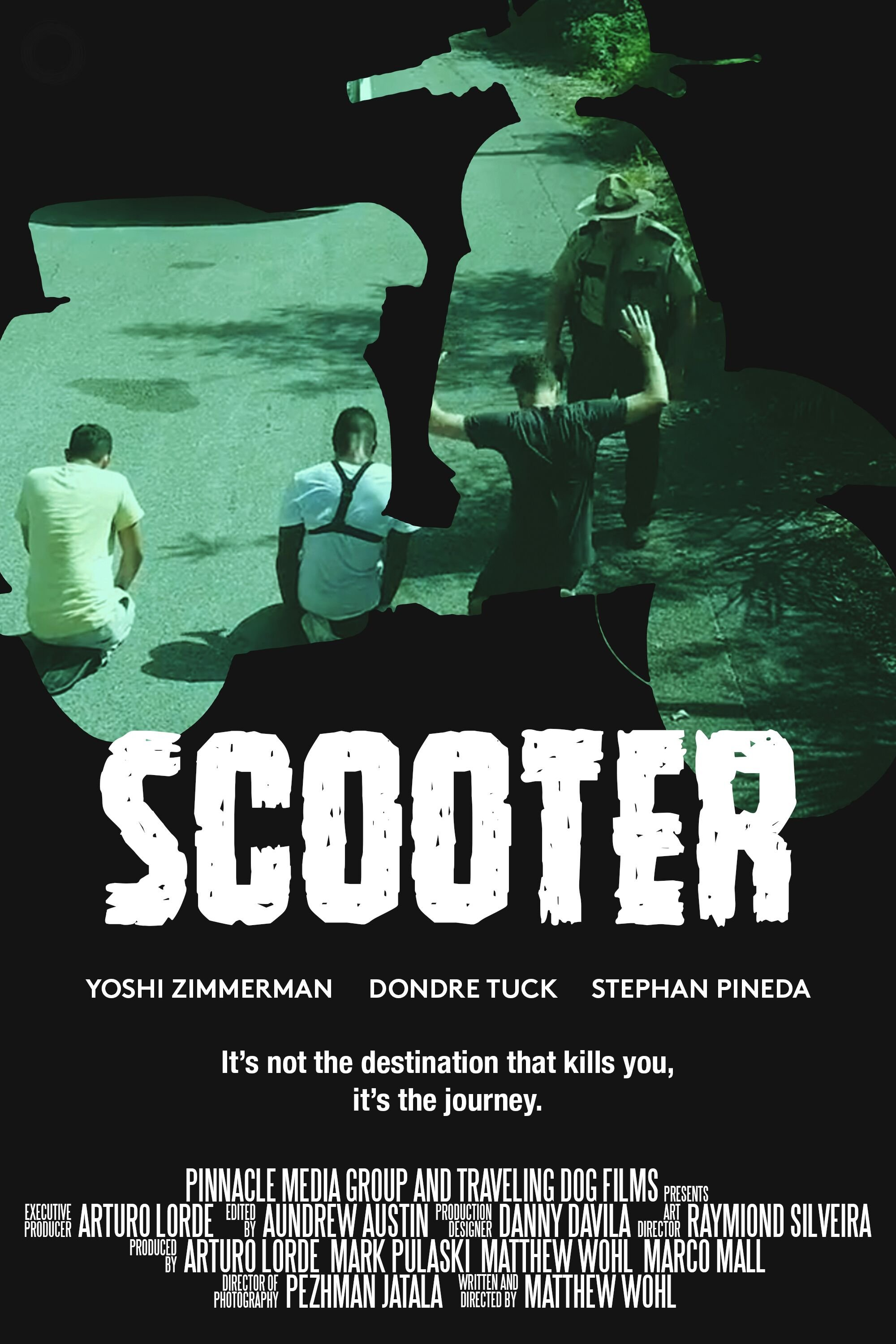 Trailer: 'Scooter' Is Like 'Joy Ride' Meets 'The Blair Witch Project' |  HorrorGeekLife