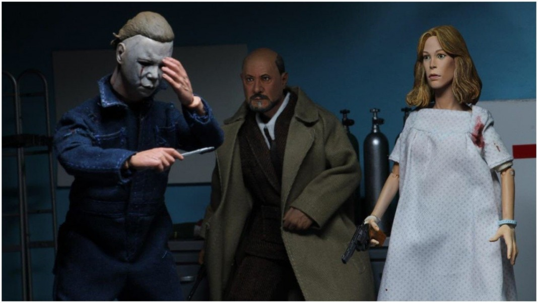 Does Halloween 2020 Include Halloween 2 NECA's New 'Halloween II' Figures Include Loomis, Laurie, and Michael