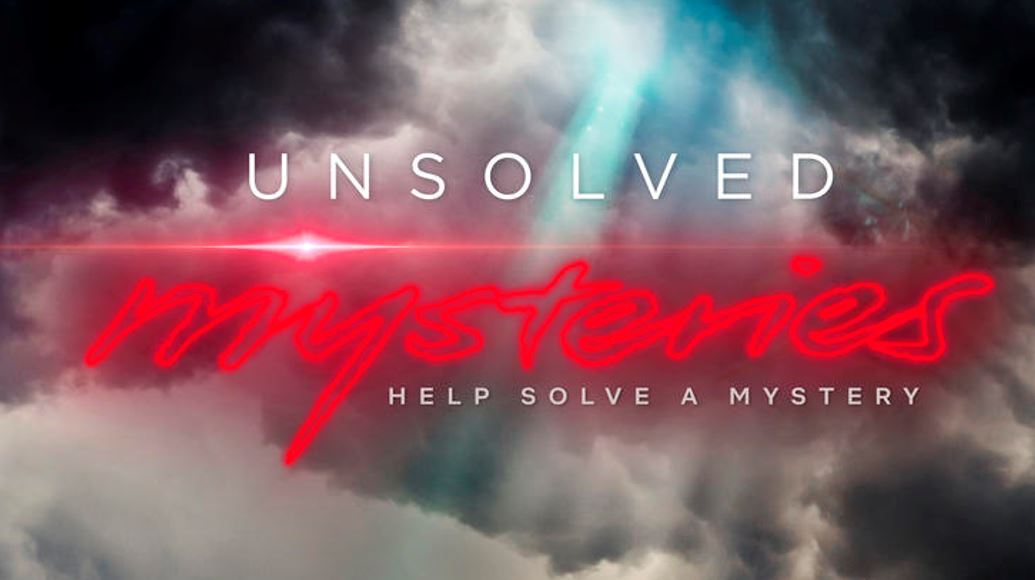 Unsolved Netflix