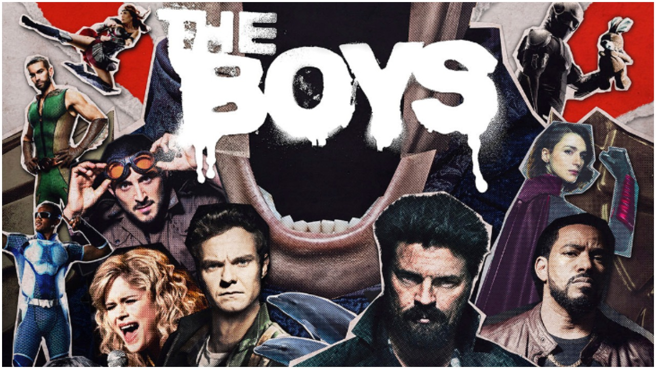 'The Boys' Are Back in New Season 2 Trailer