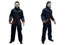 halloween 1978 michael myers blood variant 12 figure trick or treat 0