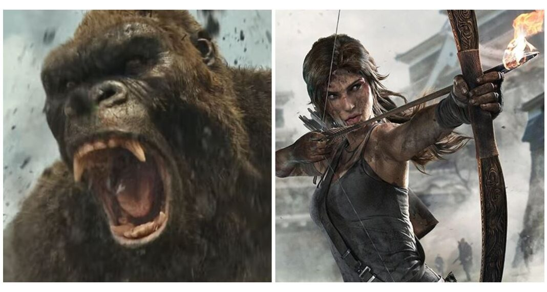 Tomb Raider And Skull Island Anime Spinoffs Announced
