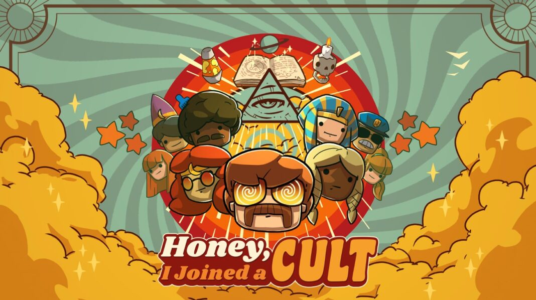 FREE HORROR honey-i-joined-a-cult-1068x598 'Honey, I Joined a Cult' Hits Steam Early Access